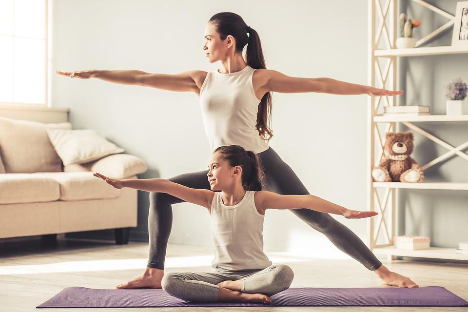 Four Reasons To Practice Yoga With Your Child 15702 Ef80ef70e5 1518540020 Children S Therapy Connection
